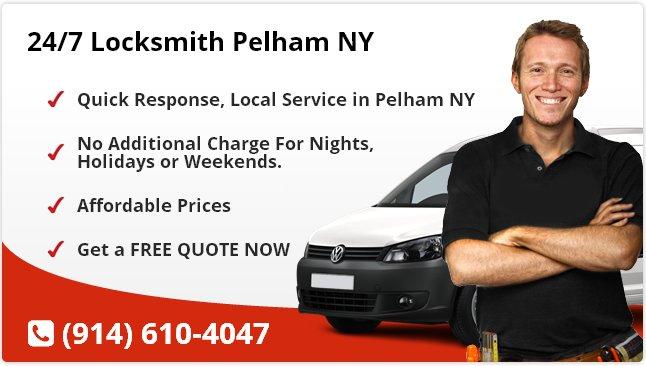 24 Hour Locksmith Pelham